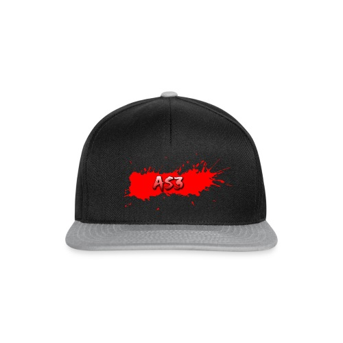 AS3 Original Design - Snapback Cap