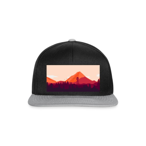 Forest Watch - Snapback Cap