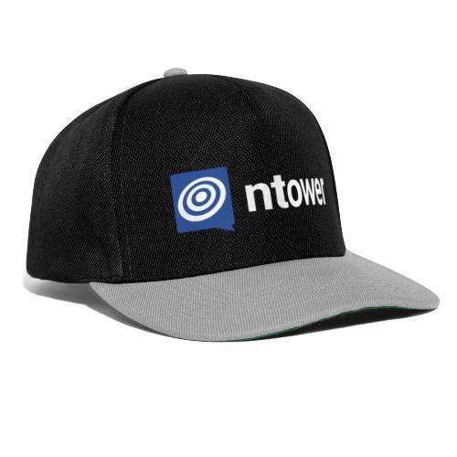 ntower Logo - Snapback Cap