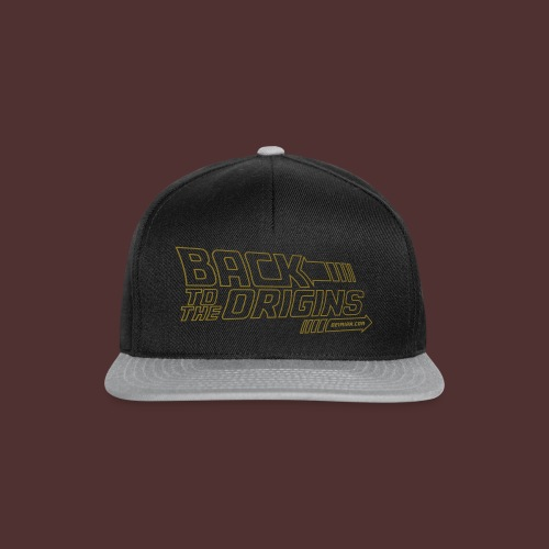 Back to the Origins by Deïmian - Casquette snapback