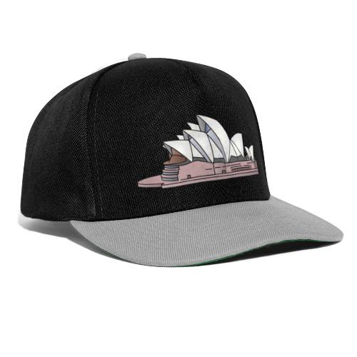 Opernhaus in Sydney, Australien c - Snapback Cap