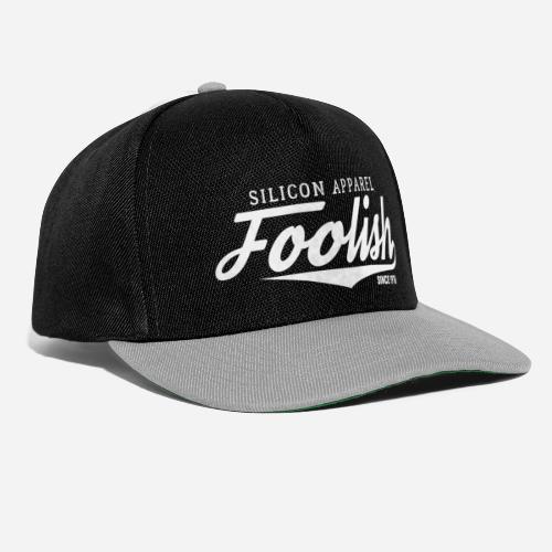 Foolish Accessoires - Since 1976 - Snapback Cap