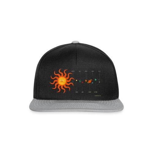 Solar System - Snapback Cap