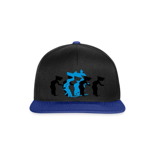 through - Snapback Cap