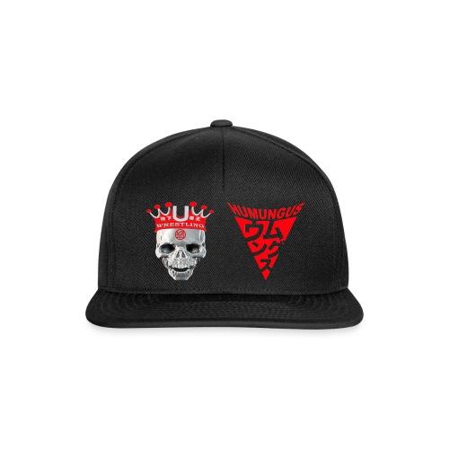 skull krone humungus3 png - Snapback Cap