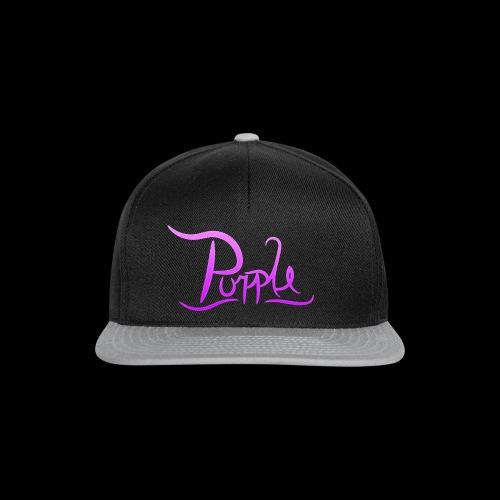 PurpleDesigns - Snapback Cap