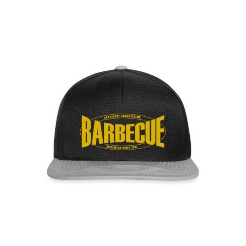 Barbecue Grillwear since 2017 - Grillshirt - T-Shi - Snapback Cap