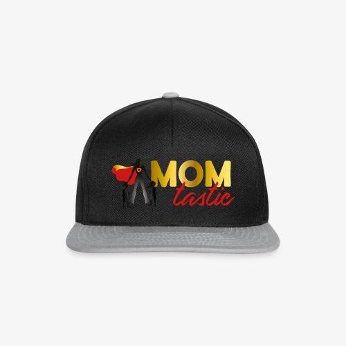 MOMtastic - Snapback Cap