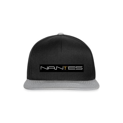 NanTes - Casquette snapback