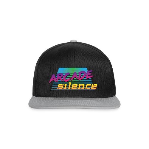 arcadehughres 3 - Snapback cap