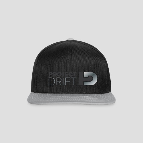 Project Drift LOGO 04 png - Snapback Cap