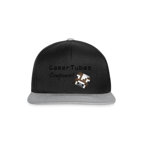 GamerTubes T-Shirt - Snapback cap