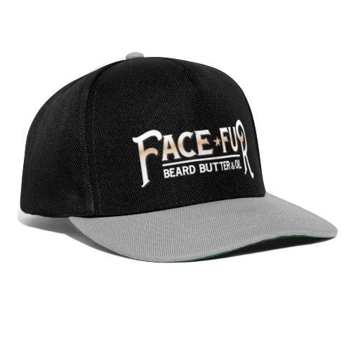 FaceFur transparent light - Snapback Cap