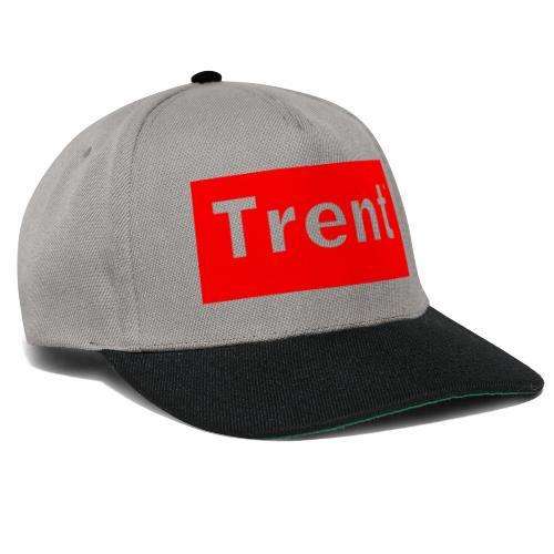 TRENT classic red block - Snapback Cap