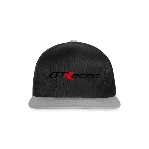 gtr stickertransblack - Snapback cap