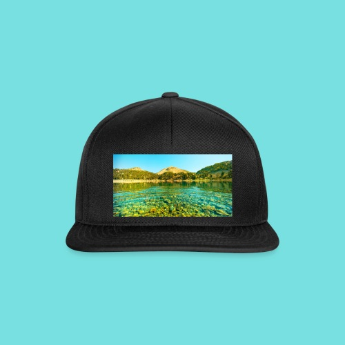 Nature (MALE) - Snapback Cap