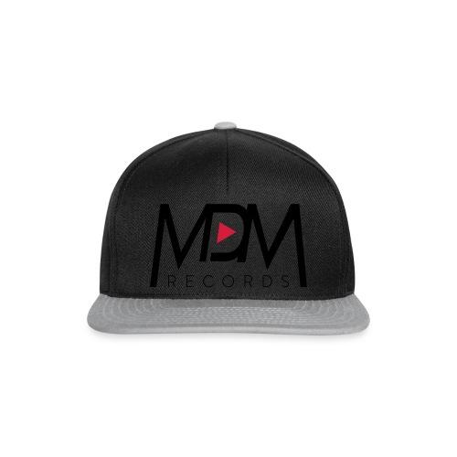 MDM Records - Snapback Cap