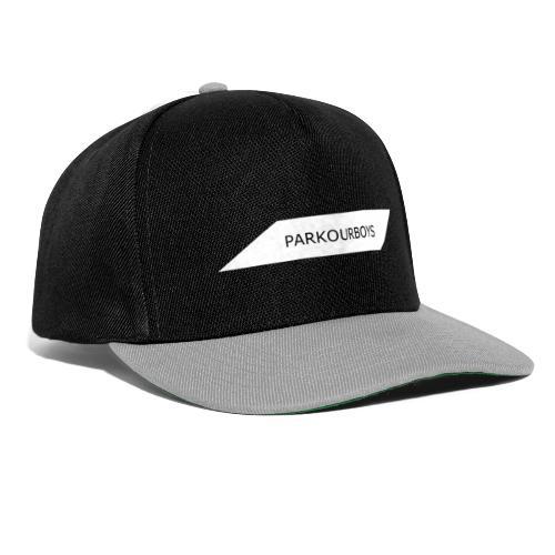 PARKOURBOYS - Snapbackkeps