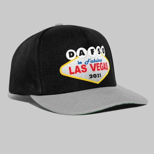DAF50 - Snapback Cap