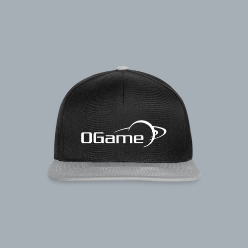 OGame Women´s T-Shirt with rolled up sleeves - Snapback Cap
