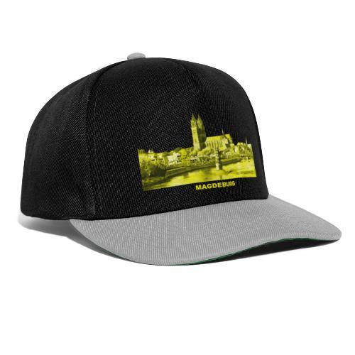 Magdeburg Dom Sachsen-Anhalt Deutschland Elbe - Snapback Cap