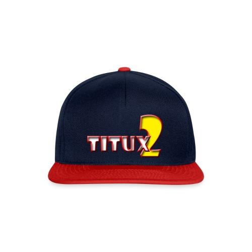 Titux2 - Snapback Cap