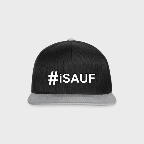 Hashtag iSauf - Snapback Cap