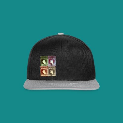 gregteeshirt12 - Snapback Cap