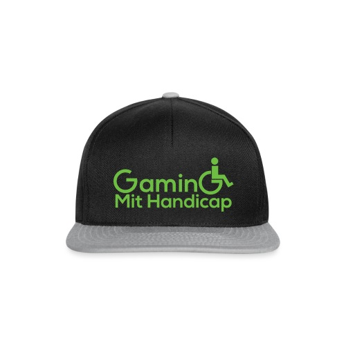 GamingMitHandicap - Snapback Cap