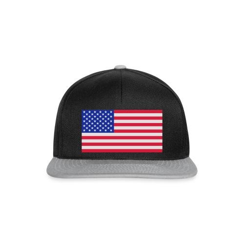 USA / United States - Snapback cap