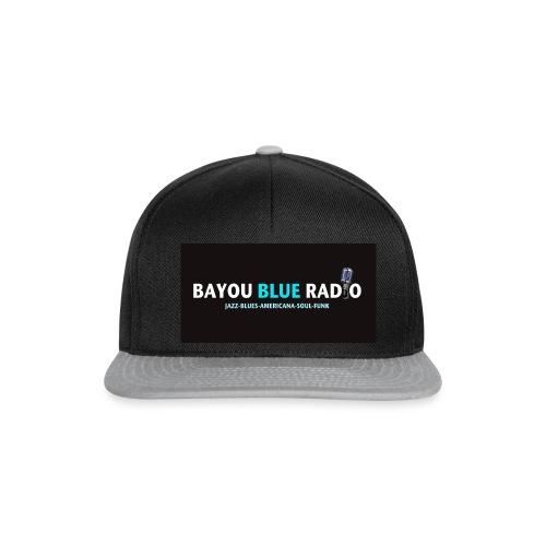 Bayou Blue Radio - Casquette snapback
