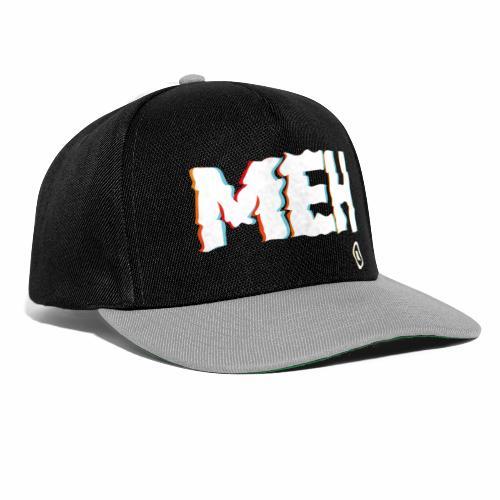 MEH - Snapback Cap