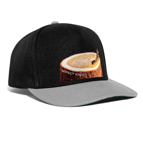 Vinyl Woodpecker • Respect Vinyl - Snapback Cap