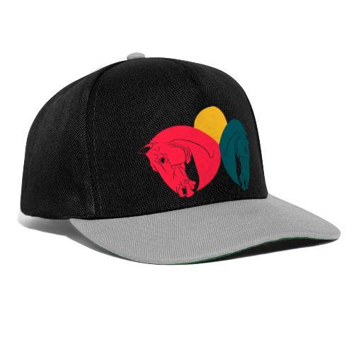 horseuns - Snapback Cap