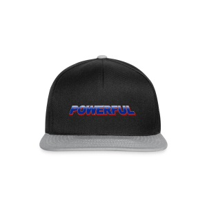 Powerful - Snapback Cap