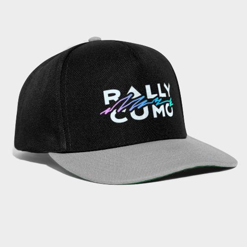 RALLY CUMO at Stelvio - Snapback Cap