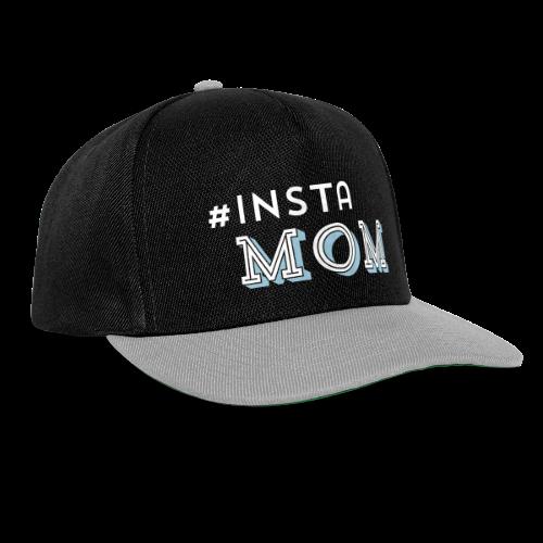 instamom - Instagram Mama - Snapback Cap