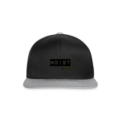 moist original - Snapback Cap