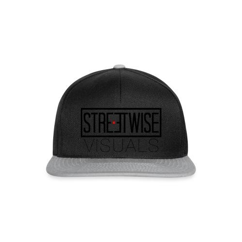 Streetwise Visuals   LONGFIT - Snapback cap