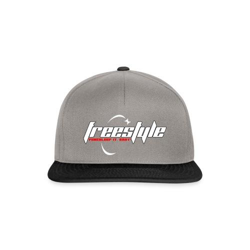 Freestyle - Powerlooping, baby! - Snapback Cap