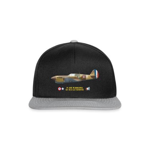 P-40 Warhawk La Fayette - Snapback Cap