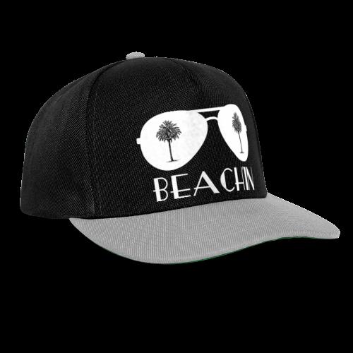 BEACH'IN - Beachlife - Snapback Cap
