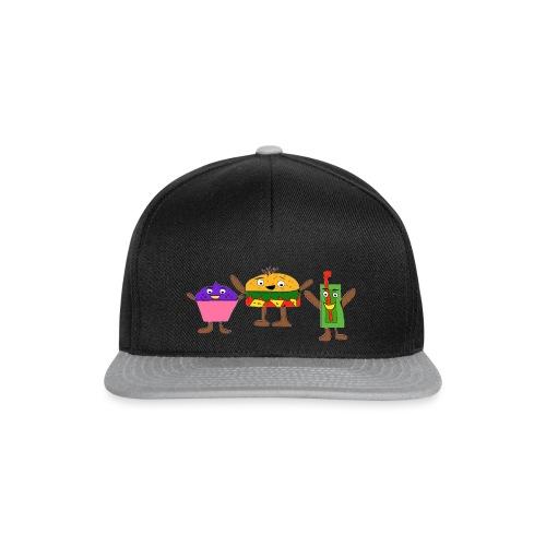 Fast food figures - Snapback Cap