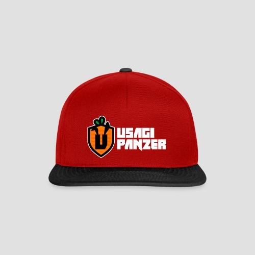 Usagi Panzer logo - Snapback Cap