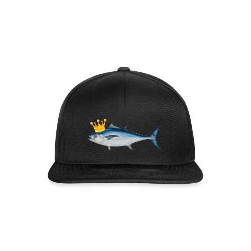 OFFICIAL KING TUNA MERCH - Snapback Cap