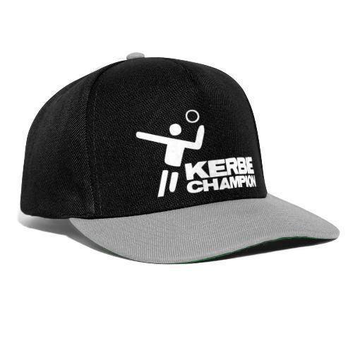 Kerbie - Snapback Cap