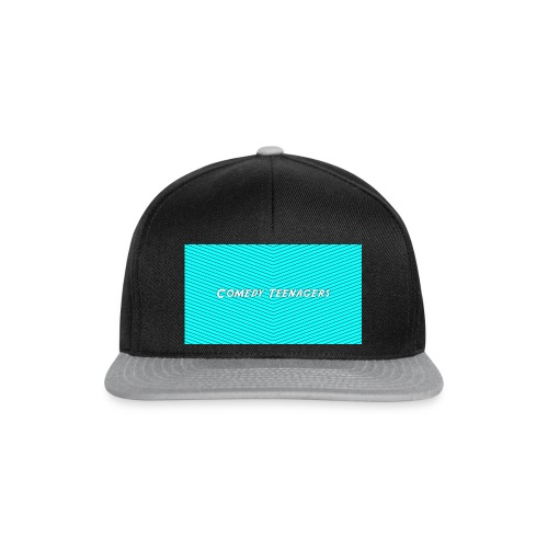 Light Blue Comedy Teenagers T Shirt - Snapbackkeps