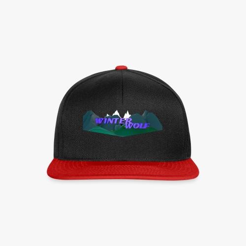 WINTERWOLF Season IV logo - Snapback cap