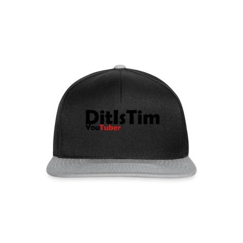 DitIsTim mok :D - Snapback cap