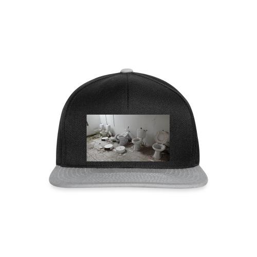 Toilets - Snapback Cap